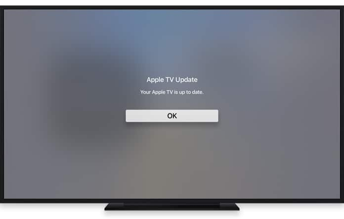 disable tvos updates