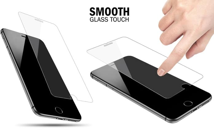tempered glass screen protector review