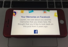 disable facebook memories notifications