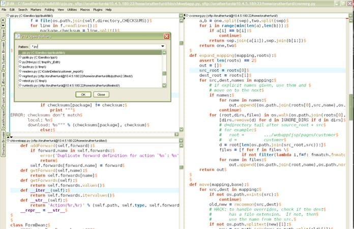 mac code editor