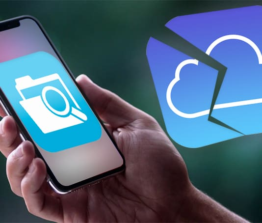 remove icloud account