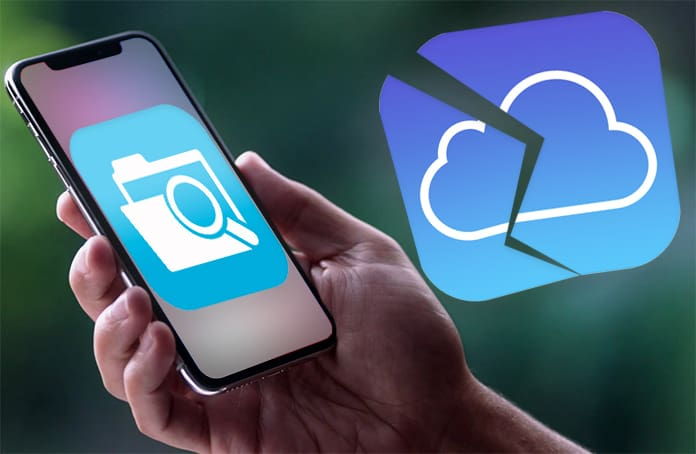 remove icloud from activated iphone