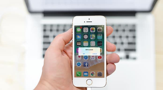 remove iphone sim lock