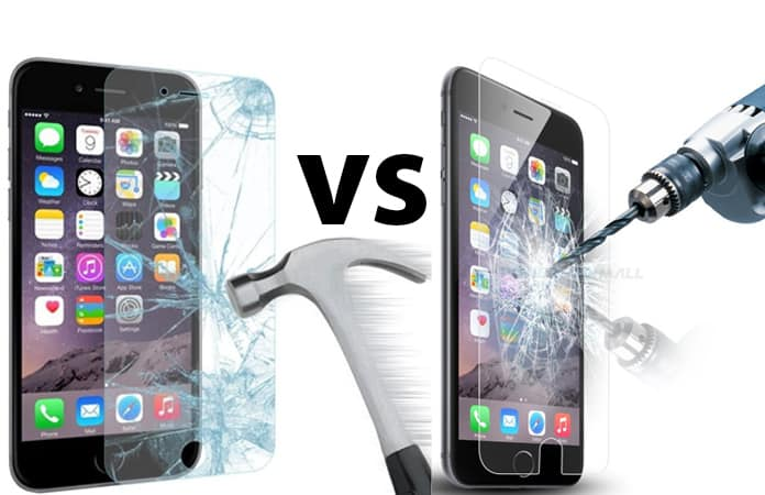 liquid screen protector vs tempered glass