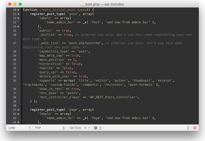 best code editor for mac 2019
