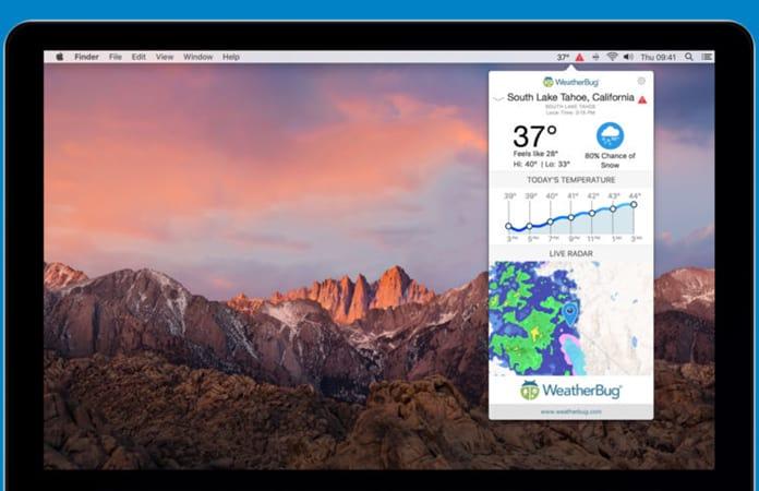 best mac weather app