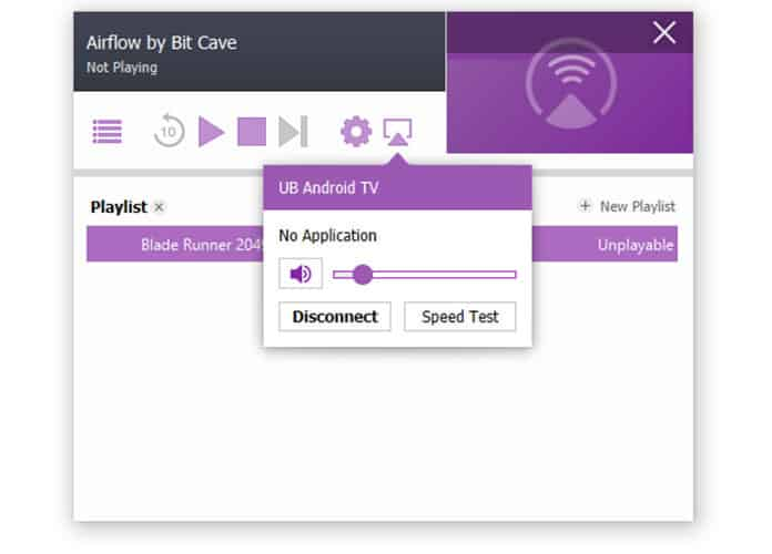 stream from windows 10 to chromecast