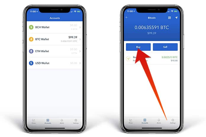 buy btc from iphone
