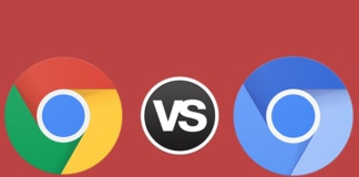 google chrome vs chromium