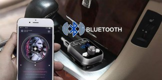 connect bluetooth adapter to car