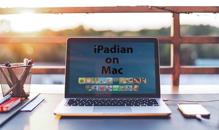 install ipadian on mac