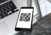 share wifi using qr code