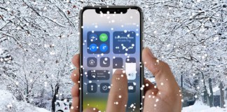 iphone cold weather tips