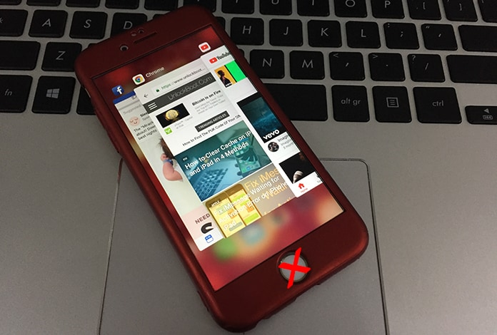 apps closing on iphone how to apps on iphone without home button 13498