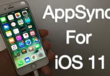 download appsync on ios 11