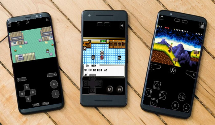 best gba emulator games for iphone