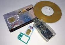 clone sim card