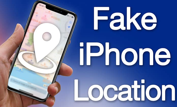 fake location on iphone without jailbreak