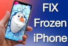 unresponsive iphone x screen