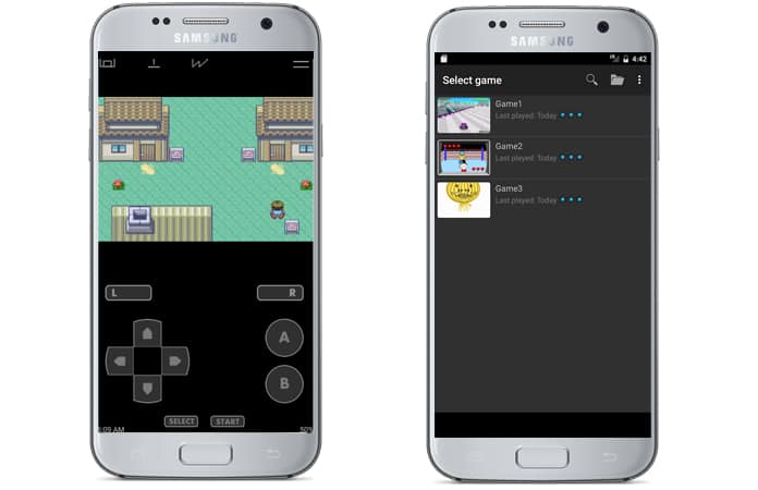 game boy advanced emulator for android