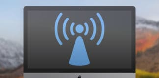 turn mac into a wifi hotspot