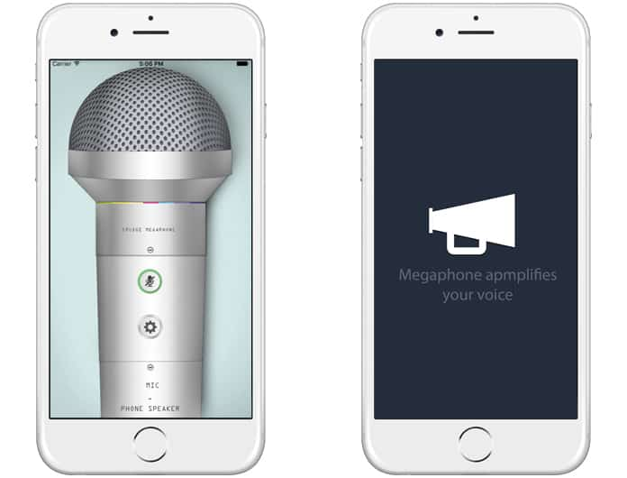 microphone app for android