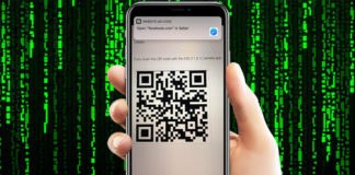 qr code bug in ios 11