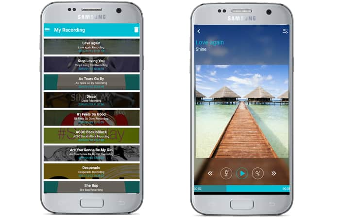 best free karaoke app for android