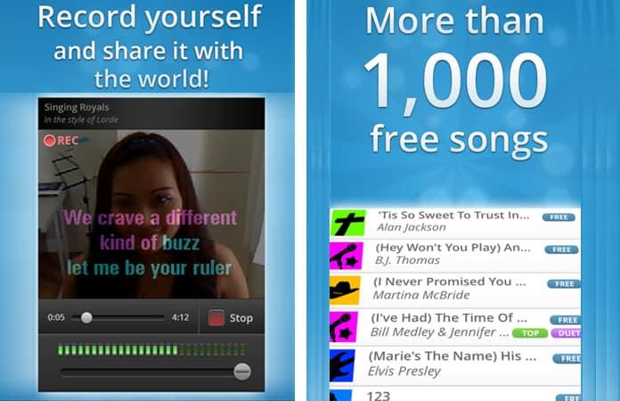 best offline karaoke app