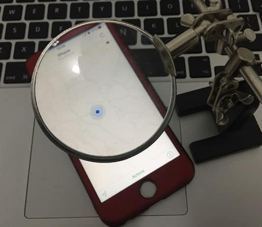 track iphone by serial number