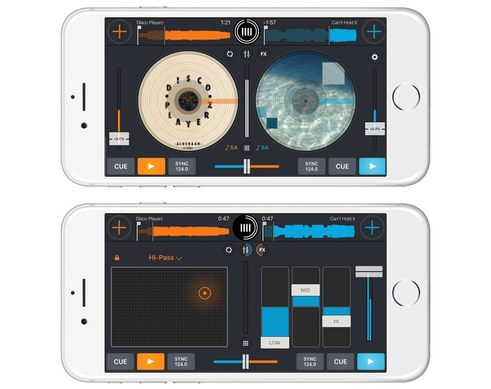 dj app for ipad
