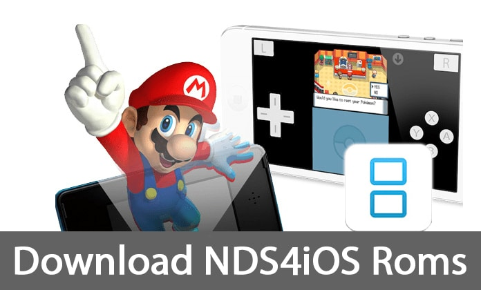 rom pokemon nds4ios