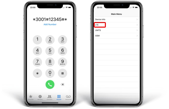 field test iphone how to enter and use the field test mode in ios 12 or 11 10583
