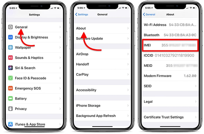 factory unlock iphone xs max