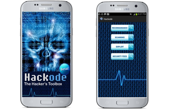 hacker app for android