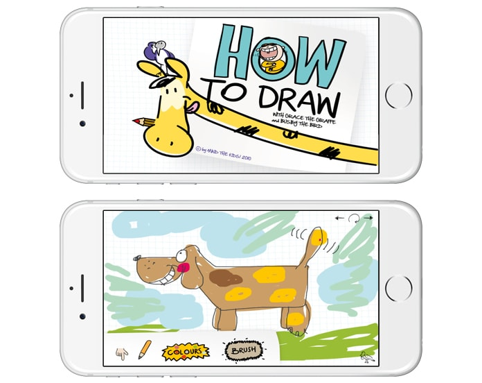 best drawing app for ipad