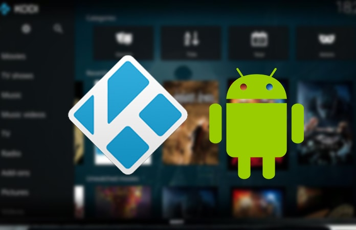 Install Kodi on Android