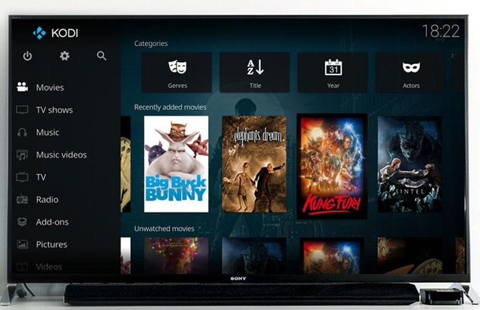 install kodi on android tv