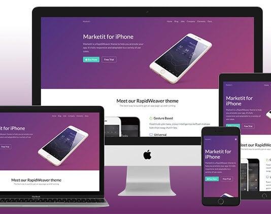 create website on mac