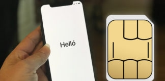 how to use iphone without sim card 5
