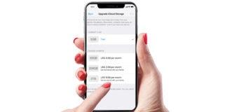 how to upgrade icloud storage