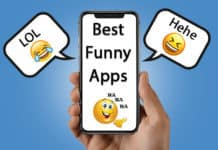 best funny apps