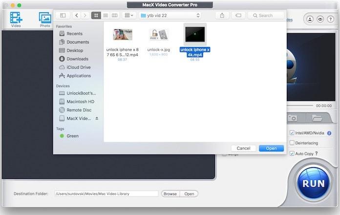 4k video converter for mac