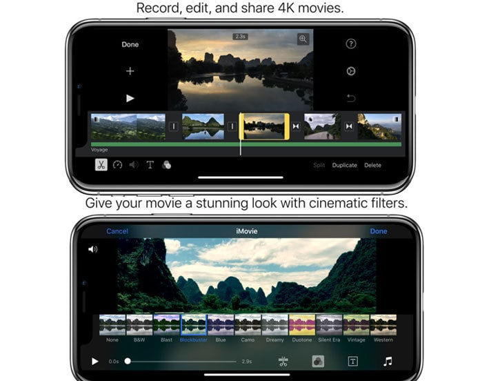 best movie maker app