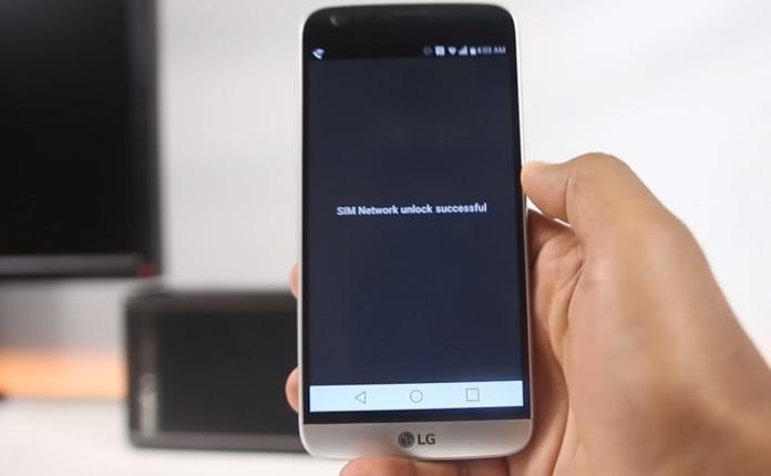 imei unlock lg g5