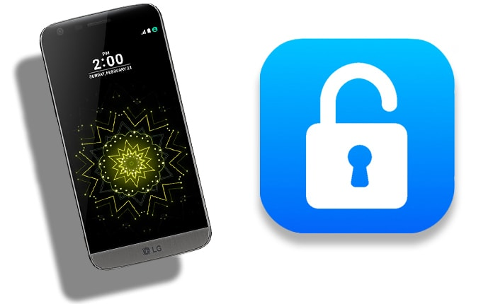 unlock lg g5