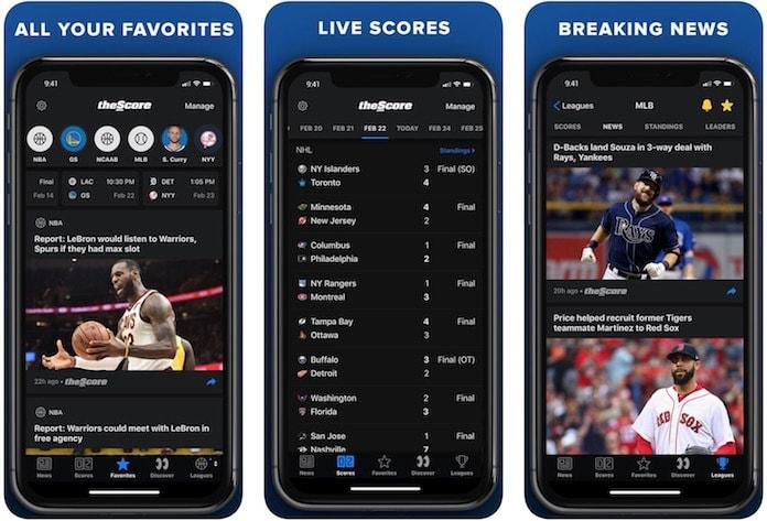 world cup live score app