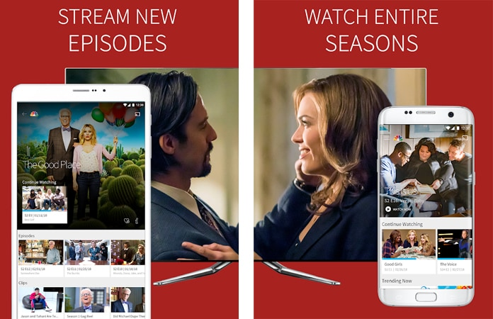 free live tv app for android