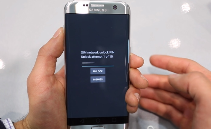 unlock samsung mobile