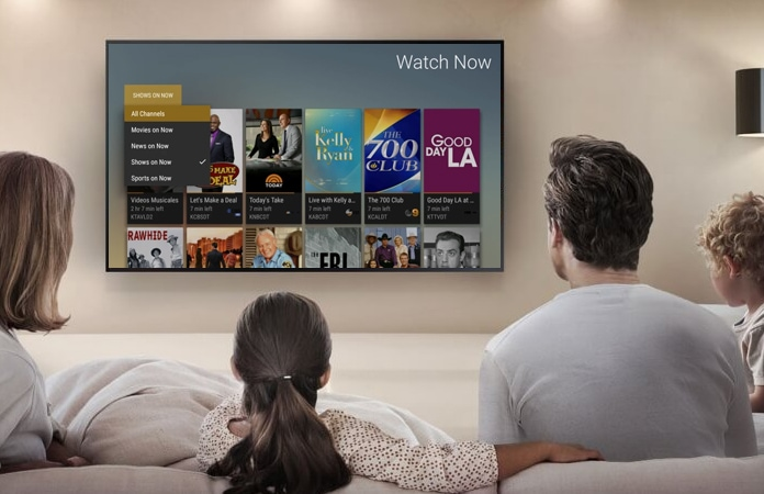 watch free live tv on android tv